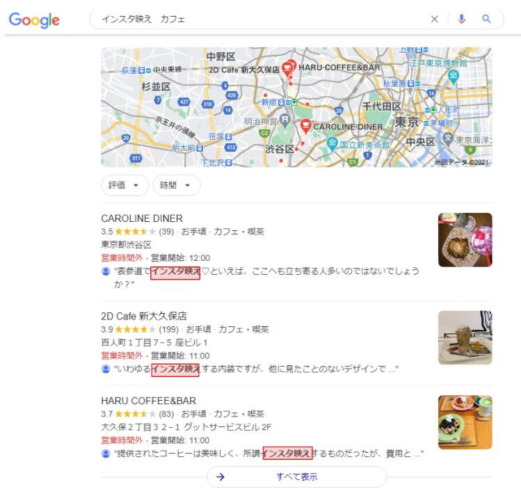 Googleマイビジネス口コミ対策